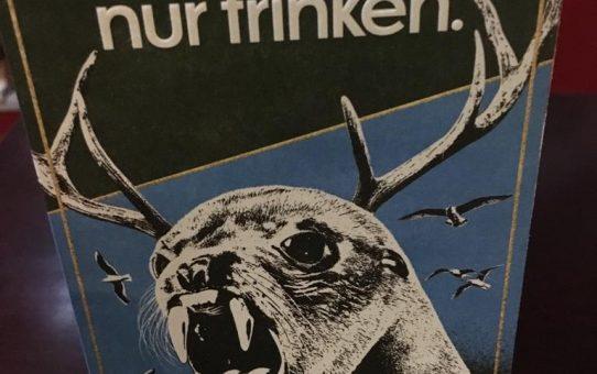 fritz goes Jägermeister, konsum hat